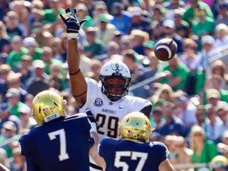"""Last week's game in South Bend re-opened the debate on the merits of a moral victory. We went toe-to-toe on national television against a """"Top Ten"""" team on their turf and acquitted ourselves well. Basically, anyone who watched that game had to be impressed with us. The problem, of course, is that we didn't win. In fact, we found a way to lose. Again. But sometimes, you gain something valuable from a loss – and this was likely one of those times. A football season is a journey. Sometimes, in hindsight, you find that along the way you were carrying baggage you did not even realize you owned. Last year we went into the Alabama game undefeated and hopeful. We left the field that miserable afternoon demoralized and embarrassed. The hangover carried over to the entire rest of the season: it altered scheme, confidence, enthusiasm, risk-taking. We went into damage control mode, knowing we could not stop the big offenses – we made this prophecy self-fulfilling. Vanderbilt ended up allowing the most SEC points in history – even with several current and future NFL players on the field. To his credit, Coach Mason seems to have dwelled on what ultimately went wrong in 2017 and he has done his best to fix it. He handed the reins of the defense to Jason Tarver – who has re-infused aggression into the game-plan. OC Andy Ludwig is being allowed to open up the offense – and, perhaps not coincidently, it is loaded with talent and upper class leadership. It is fun to watch. Seeing the defense ground down last year, we have instituted a """"depth initiative"""" that has really borne fruit. The fact that we have out-played and out-scored opponents by a 59-6 clip in the second half in 2018 is no accident. Lessons learned – even late – still count. For all the reasons last year's Alabama debacle crushed hope, the Notre Dame game should build confidence. Despite the good start against MTSU and Nevada, no one could truly believe in us until we faced a top team. On Saturday, we not only proved we b"""