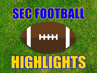 SEC Football Highlghts