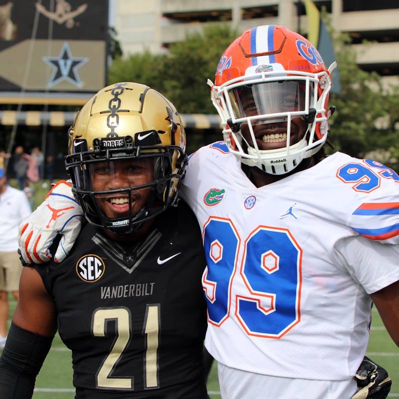 Donovan Sheffield and Jachai Polite
