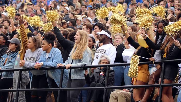 Vanderbilt football fans