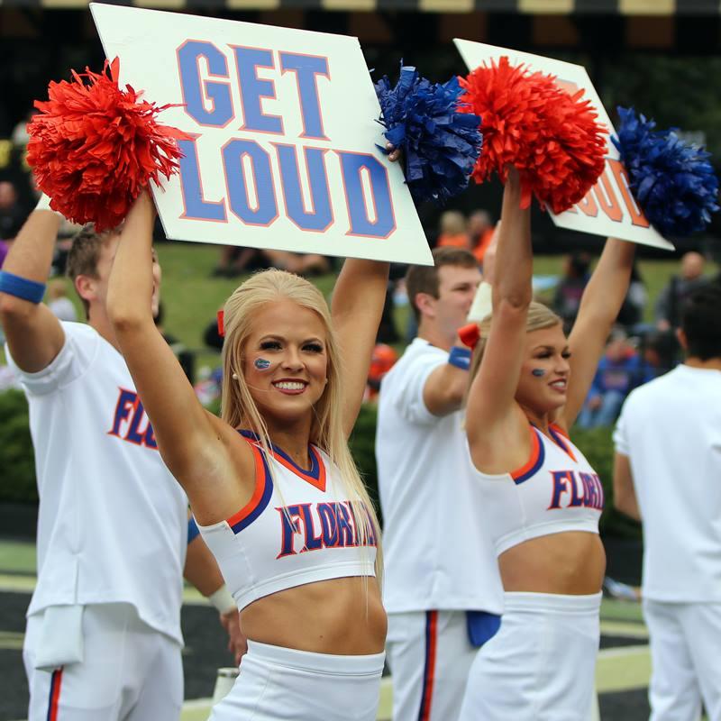 Florida Cheerleaders