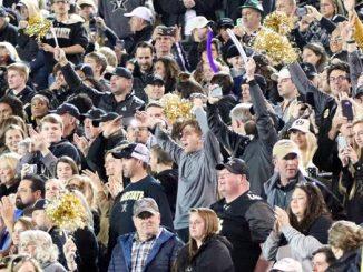 Vanderbilt fans