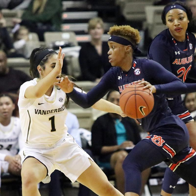 Auburn womens basketball