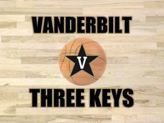 Vanderbilt Basketball Three Keys