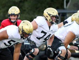 Vanderbilt offensive linemen