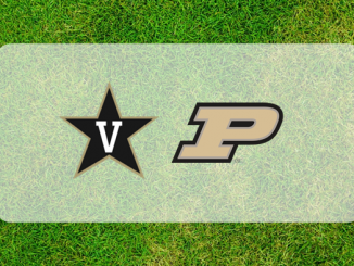 Vanderbilt and Purdue logos