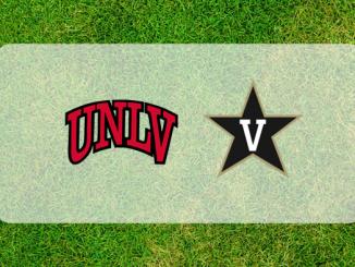 Vanderbilt and UNLV logos