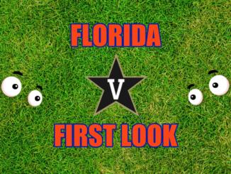 Florida football first-look Vanderbilt