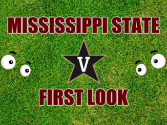 Mississippi State First-look Vanderbilt