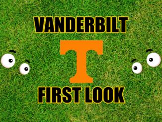 Vanderbilt football first look Tennessee