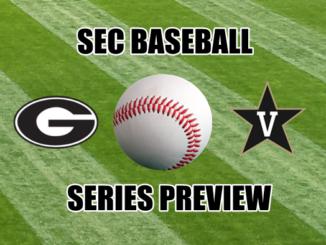 Georgia baseball series preview