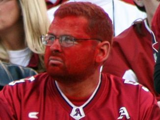 Arkansas fan