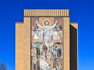 The Word of Life mural by Millard Sheets