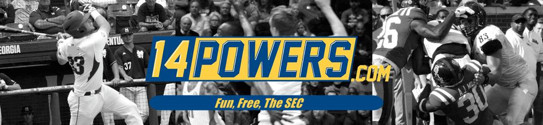 14Powers.com- SEC Football, Basketball and Baseball