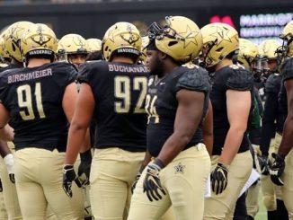 Vanderbilt football players