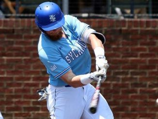 Indiana State baseball player