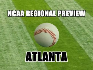 NCAA Regional Preview-Atlanta