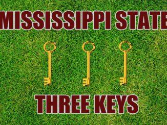 Three-keys Mississippi State