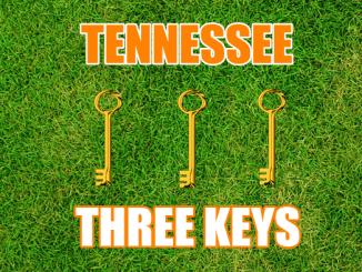 Three keys Tennessee