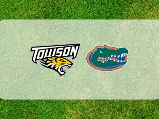 Florida and Towson logos