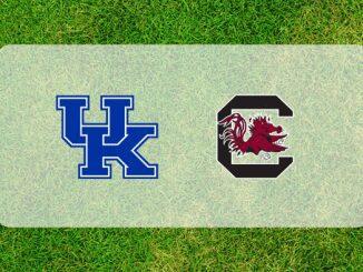 Kentucky and South Carolina logos
