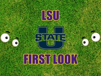 Eyes on Utah State logo