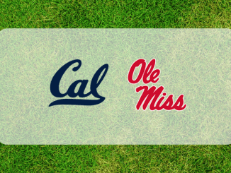 Ole Miss and Cal logos