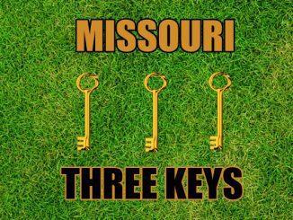 Three keys Missouri