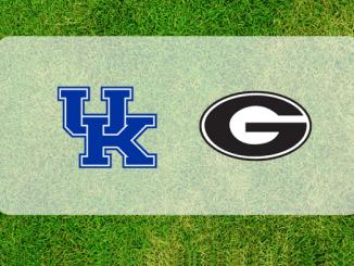 Georgia and Kentucky logos