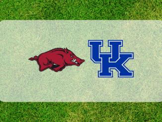 Kentucky and Arkansas logos