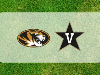 Missouri and Vanderbilt logos