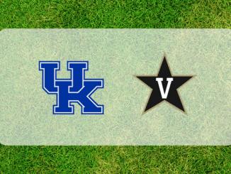 Kentucky and Vanderbilt logos