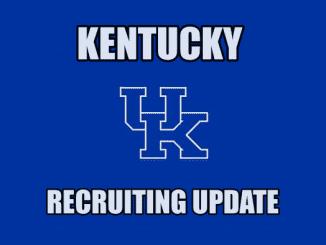 Recruiting update Kentucky