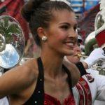South Carolina-drum major