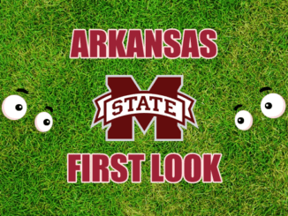 Arkansas First look Mississippi State