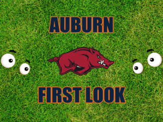Auburn First Look Arkansas