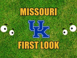 Missouri First-look Kentucky