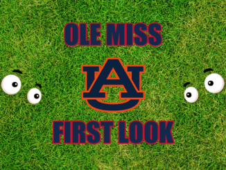 Ole Miss-First look Auburn