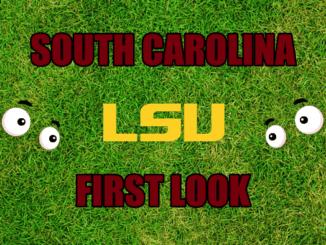 South Carolina First-look LSU