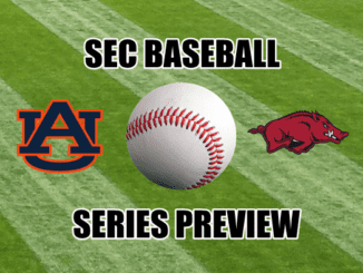 Auburn at Arkansas series preview