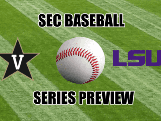 LSU-Vanderbilt baseball series preview