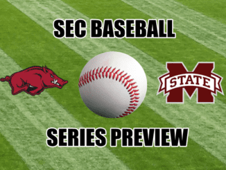 Mississippi State-Arkansas baseball series preview