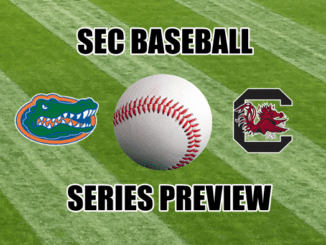 South Carolina-Florida baseball series preview