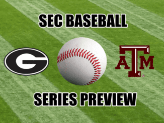 Georgia-Texas A&M baseball series preview
