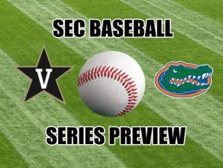 Florida-Vanderbilt SEC baseball series preview