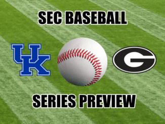 Georgia-Kentucky baseball series preview