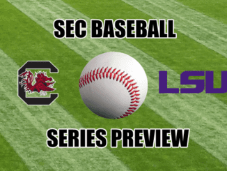 LSU-South Carolina baseball series preview