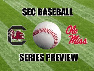 Ole Miss-South Carolina SEC baseball series preview