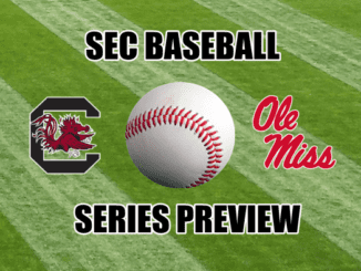 Ole Miss-South Carolina SEC baseball series preview