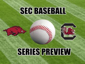 South Carolina-Arkansas baseball series preview